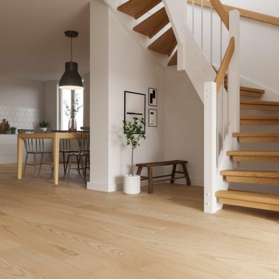 Inomhustrappor för alla typer av bostäder nybygge eller