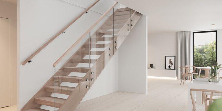 STEPWIZE Tre steg till din färdiga trappa Drömtrappor
