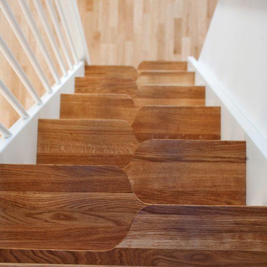 Spar stair